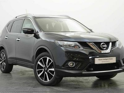 used Nissan X-Trail 2.0 dCi 177 4WD N-Vision SE X-Tronic Auto with 7 Seats