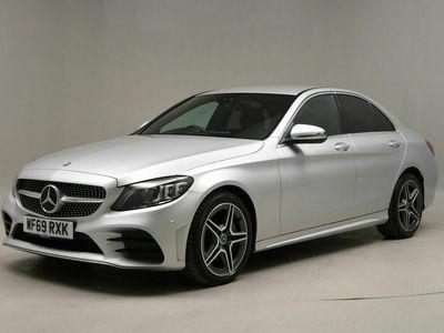 used Mercedes C300 C ClassAMG Line Premium 4dr 9G-Tronic For Sale Reg:WF69 RXK