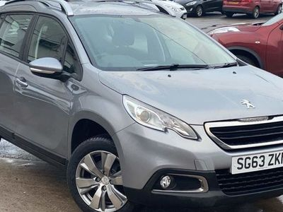 used Peugeot 2008 1.6 Vti Active 5Dr