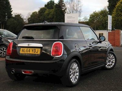 used Mini ONE 1.2 3dr Pepper Pack 16in Alloys Hatchback 2014