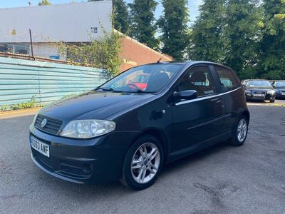 used Fiat Punto 1.4 16v Sporting 3dr