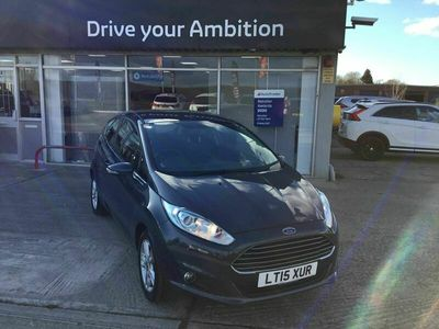 used Ford Fiesta 1.25 Zetec 3dr