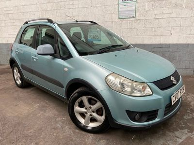 used Suzuki SX4 1.6 GLX 5dr - 1 OWNER FROM NEW - 2021 MOT - 2 x KEYS -