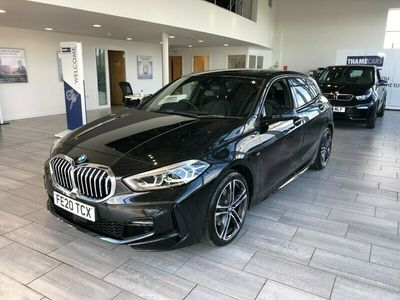 used BMW 118 1 Series i M Sport 5dr Step Auto with Tech Pack 1 Sun Protection Glazing and Headsup Display Hatchback