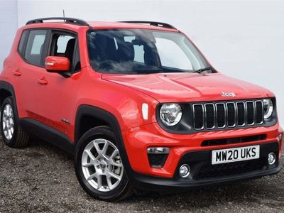 used Jeep Renegade 1.0 GSE T3 Longitude (s/s) 5dr