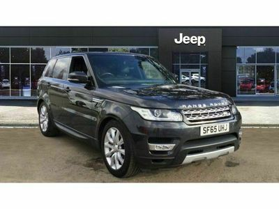 used Land Rover Range Rover Sport 3.0 SDV6 [306] HSE 5dr Auto suv 2015
