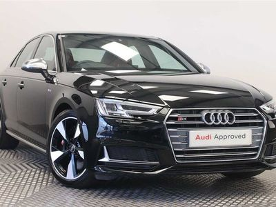 used Audi A4 Saloon 3.0 TFSI quattro 354 PS tiptronic 4-Door