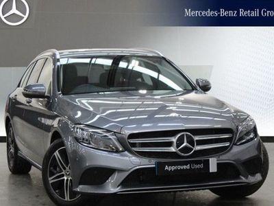 used Mercedes C200 C-ClassSport Premium 5dr 9G-Tronic 1.5
