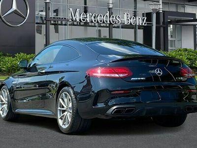 used Mercedes C63 AMG C-ClassPremium 2dr Auto