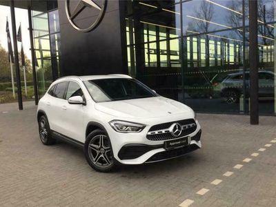 used Mercedes GLA200 GLA HATCHBACKAMG Line 5dr Auto