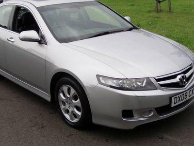 used Honda Accord PETROL MANUAL SALOON 4 DOORS