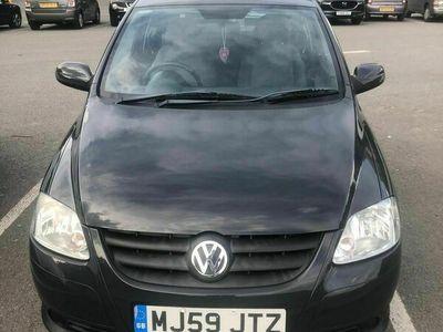 used VW Fox 1.2 3dr