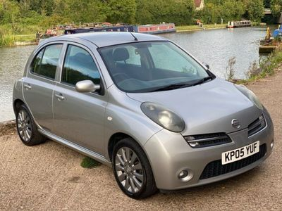 used Nissan Micra 1.2 Sport+ 5dr