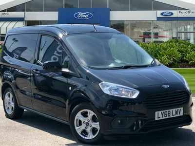 used Ford Transit Courier 1.5TDCi Limited