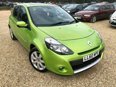 used Renault Clio 1.2 TCE Privilege TomTom 5dr