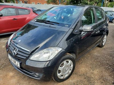 used Mercedes A160 A Class 1.5BlueEFFICIENCY Elegance SE 5dr
