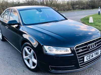 used Audi A8 DIESEL AUTOMATIC SALOON 4 DOORS