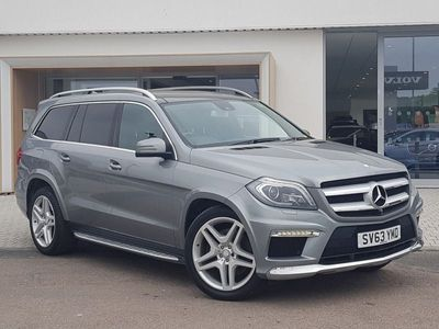 used Mercedes GL350 GL ClassBlueTEC AMG Sport 5dr Tip Auto 3.0