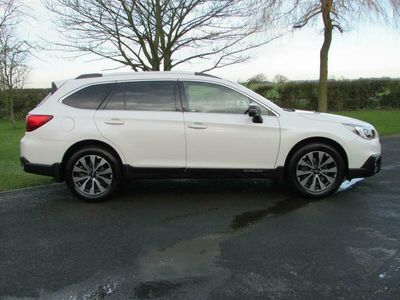 used Subaru Outback 2.0D SE Premium 5dr Lineartronic