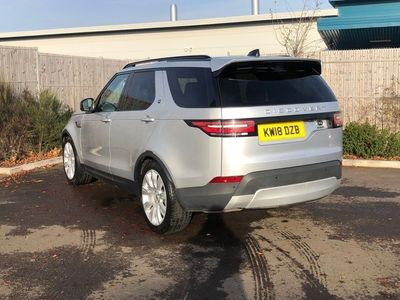 used Land Rover Discovery 3.0 TD6 HSE Luxury 5dr Auto Station Wagon 2018