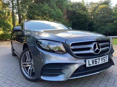 used Mercedes E350 E Class 3.0V6 AMG Line (Premium Plus) G-Tronic+ 4MATIC (s/s) 5dr