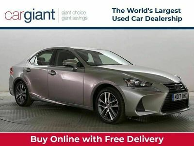 used Lexus IS300h 2.5 Executive Edition 4dr