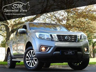 used Nissan Navara 2.3 DCI N-CONNECTA 4X4 SHR DCB 190 BHP APPLY FOR FINANCE ON OUR WEBSITE