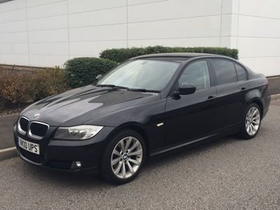 used BMW 316 3 Series 2.0 d ES 4dr