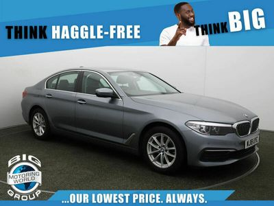 used BMW 520 5 Series D XDRIVE SE for sale | Big Motoring World