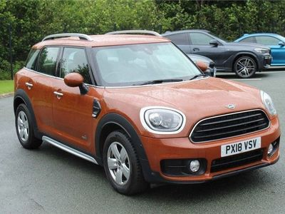 used Mini Cooper Countryman 1.5 All4 5Dr Auto