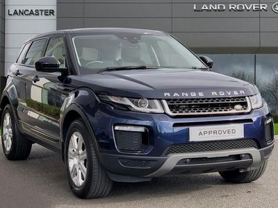 used Land Rover Range Rover evoque 2017 Slough 2.0 TD4 (180hp) SE Tech