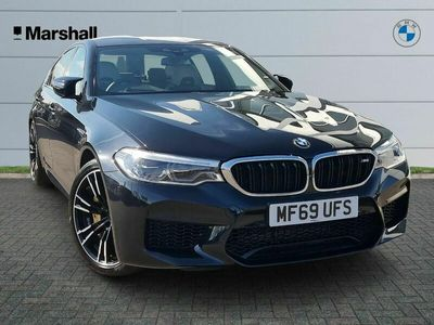 used BMW M5 M5 SeriesSaloon 4.4 4dr