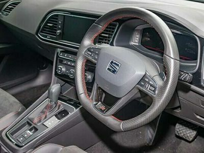 used Seat Leon 1.5 TSI EVO 150 FR Black Edition [EZ] 5dr DSG Hatchback 2020