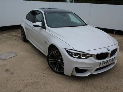 used BMW M3 M3 SeriesSaloon 3.0 4dr