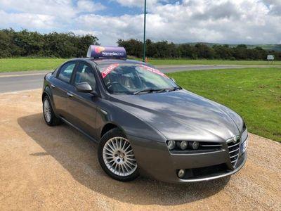used Alfa Romeo 159 2.4 JTDM Lusso 4dr QTRONIC, 2007 (57)