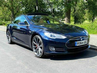 used Tesla Model S E P85D (515kw) CVT 4x4 5dr