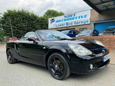 used Toyota MR2 1.8 Roadster