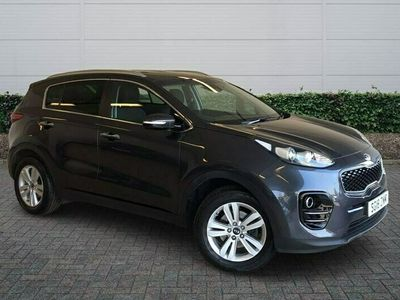 used Kia Sportage 1.6 GDi ISG 2 5dr Estate