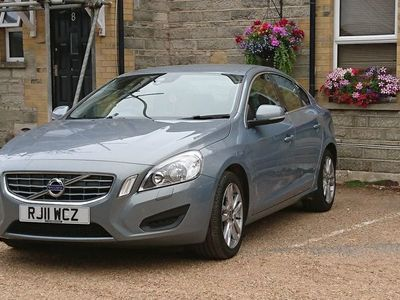 used Volvo S60 1.6 D DRIVe SE 4dr
