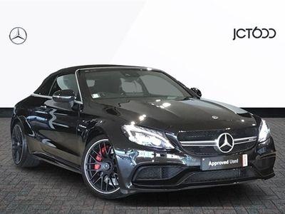 used Mercedes C63S AMG C ClassPremium 2dr Auto 4.0