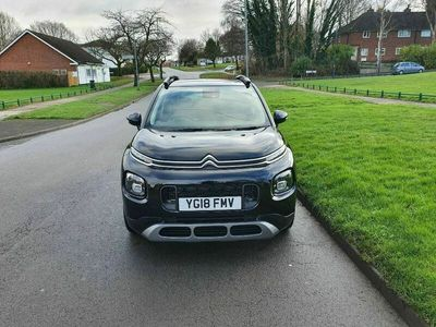 used Citroën C3 Aircross 1.2 PureTech Feel EAT6 (s/s) 5dr