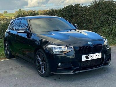used BMW 120 1 Series d M SPORT 2.0 5dr