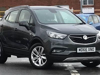 used Vauxhall Mokka X 2017 Ashton Under Lyne 1.6i Active 5dr