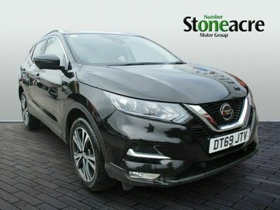 used Nissan Qashqai 1.3 DIG-T N-Connecta (140ps)