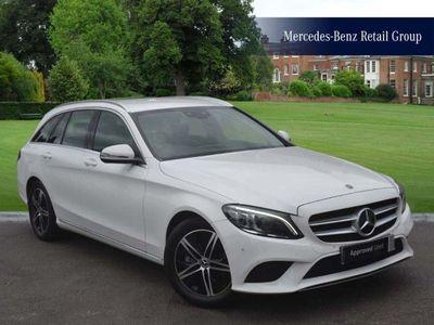 used Mercedes C200 C ClassSport Premium 5dr Auto