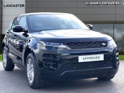 used Land Rover Range Rover evoque R-DYNAMIC S