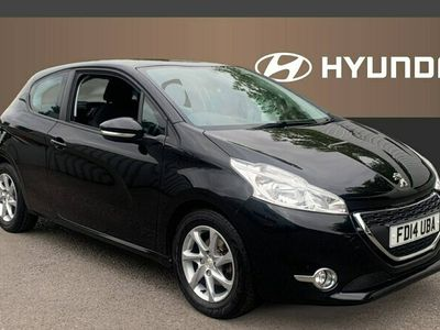 used Peugeot 208 1.4 HDi Active 3dr
