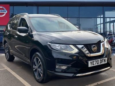 used Nissan X-Trail 1.7 dCi N-Connecta 5dr CVT