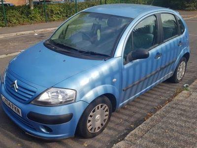 used Citroën C3 1.4i Desire 5dr