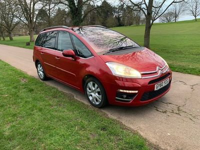 used Citroën Grand C4 Picasso 2.0 HDi Exclusive 5dr
